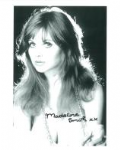Madeline Smith (Hammer Horror) - Genuine Signed Autograph 8082